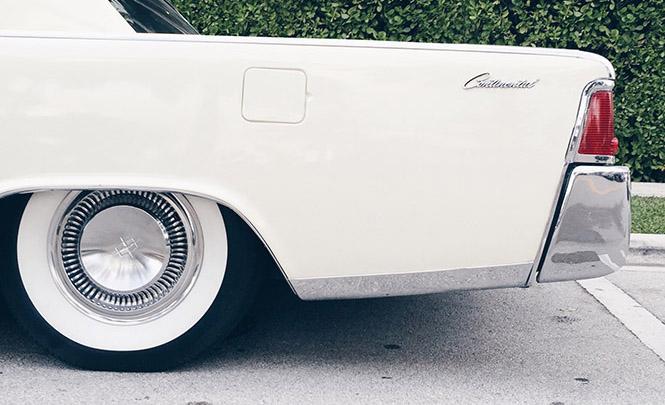 Classic Miami Cadillac