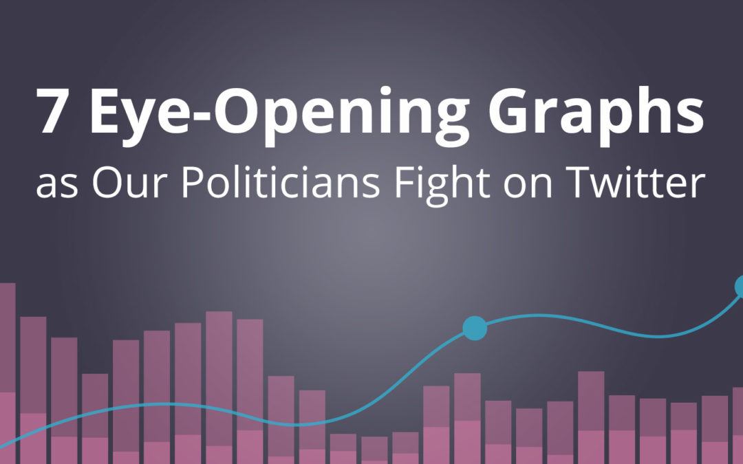 7 Eye-Opening Graphs as Our Politicians Fight on Twitter